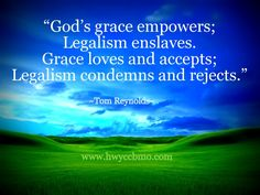 Grace Empowers