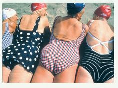 Artist Cheryl Maeder, Golden Girls, limited edition of archival photographic watercolor print, signed by the artist on verso. This work comes w.