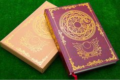 Anime Card Captor Sakura Cosplay Magic Notebook Diary Book Christmas Gift #Unbranded