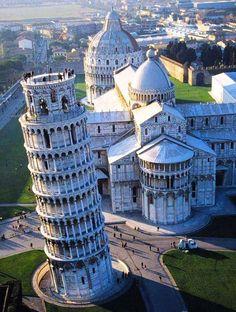 Les plus belles destinations d'Italie - Pise