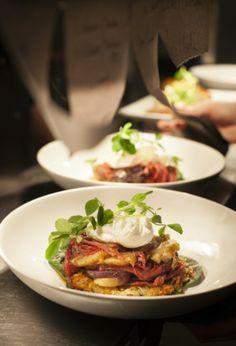Dish Dining Room And Bar Leeds 8 Hour Braised Cornbeefhash