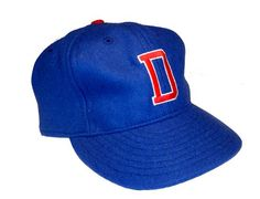 EBBETS FIELD FLANNELS「Denver Bears 1952」Fitted Baseball Cap