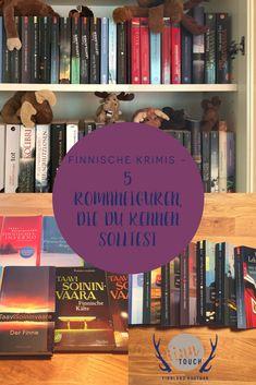 Finnische Krimis – 5 Romanfiguren, die Du kennen solltest   #finnland #finland #roman #bücher #read #nofilter