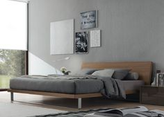 homegirllondon:  http://homegirllondon.com/wooden-beds-warming-bedrooms-with-natural-materials/