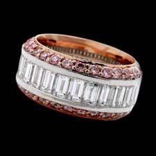 Michael Beaudry - diamond band ring