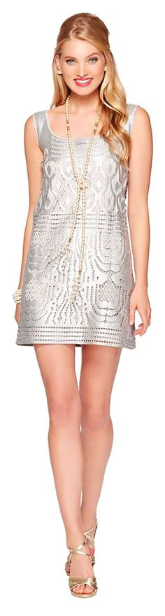 Lilly Pultizer Fall '13 ● Art deco dress