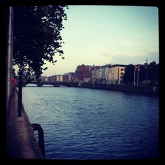 Pretty Dublin Dublin, New York Skyline, River, Pretty, Photography, Outdoor, Outdoors, Photograph, Fotografie