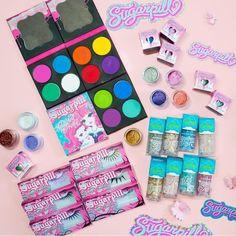 Sugar Pill Cosmetics Haul!! ♡♥♡♥♡♥ #beauty #makeup #SugarPillCosmetics