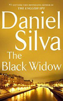 The Black Widow | Daniel Silva