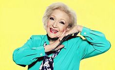 freshly turned 90 years old, betty white is literally one of the CUTEST people i have ever seen in my life.