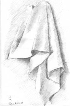 Comment dessiner un drapé