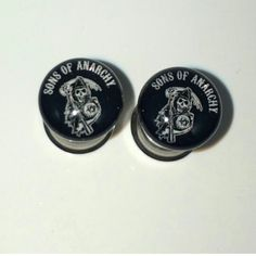 Sons of anarchy plugs