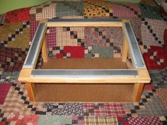 Rug Hooking Wooden Lap Frame Rug Hooking Frames, Penny Rugs, Primitive Crafts, Punch Needle, Wool Rug, Needlework, Craft Ideas, Quilts, Inspiration