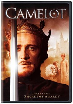 Camelot the movie musical with Richard Harris. Loved Richard Harris in the movie version. Loved Richard Burton, Julie Harris and the whole Broadway production! However, when Richard Burton left the show, it was Richard Harris he himself chose to replace him as King Arthur.