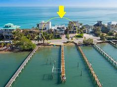 """""""Family+Tides"""":++Ocean-to-River+SE+Florida+Beach+House+8BR/6BA,+w/Private+Dock!+++Vacation Rental in Florida Central Atlantic Coast from @homeaway! #vacation #rental #travel #homeaway"""
