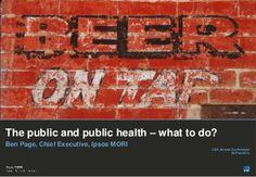 The public and public health - UK report Social Media Training, Public Health, Health Care, Health