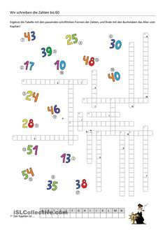 54 besten kreuzwortr tsel kinder bilder auf pinterest in 2018 baby learning crossword und. Black Bedroom Furniture Sets. Home Design Ideas