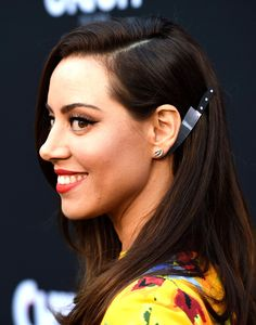 Known for her deadpan humor and iconic portrayal of apathetic intern April Ludgate, Aubrey Plaza has risen to become one of the most well-known American comedians today. Pretty People, Beautiful People, Aubrey Plaza, Demi Moore, Chucky, Halle Berry, Criminal Minds, Love Hair, Lady And Gentlemen