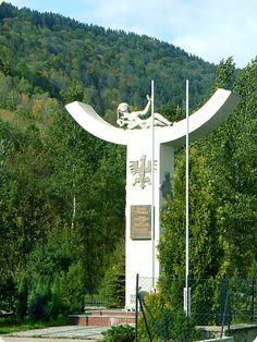 Ochotnica Dolna - Pomnik