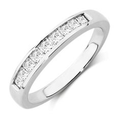 1/2 CARAT TW DIAMOND WEDDING BAND