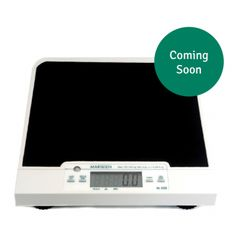 The Marsden M-550 Class III floor scale offers a real alternative for the mechanical scales in GP surgeries. It has a weighing accuracy of just 200g, which is five times better than the weighing performance of the mechanical scales. It has a wide weighing platform suitable to accommodate the larger patient.
