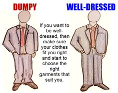 How to Be a Fat Man, Dress Well, and Not Look Dumpy-Part 1 of 6 | Michael Brian Parra | LinkedIn