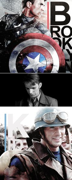 Captain America: What makes you so special?