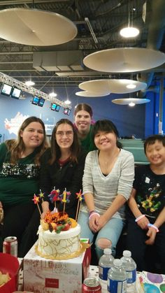 My Birthday Party With My Best Friends Of 2016! At Zone Bowling! Saturday December 3rd,2016! With Jen,Shannon,Kayla & My Brother!🎳😄😊☺😉😍😘❤💜💙💚💛💗💘💞💖💕💓💌💋💎💍👣💝🎍🎂🍰🎋🎉🎊🎈🎁