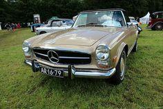 1969 - Mercedes-Benz 280 SL - AR-16-79
