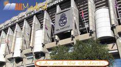 Take a look around #RealMadrid's amazing Santiago Bernabéu stadium along with AIL Madrid students and our teacher Edu!