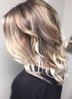 - Balayage Haircut $165 Lighter blonde pieces , with added depth for dimension