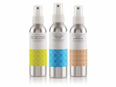 Aroma Herbal - Organic Bodycare on Packaging of the World - Creative Package Design Gallery