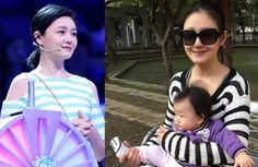 Barbie Hsu admits she is a vain mother, pushing herself to lose pregnancy weight by undergoing an extreme diet.