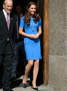 Kate Middleton's Down Under Style Continues