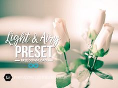 Light and Airy Lightroom Preset Collection - Photonify Photographers Marketplace: Photoshop Overlays, Photoshop Actions, Photoshop Tutorial, Free Cosplay, Light Leak, Interior Design Photos, Close Up Portraits, Free Beach, Outdoor Landscaping
