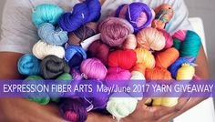 Welcome to our latest gigantic yarn giveaway! I am so excited for you to see all of these beauties. Silk and merino wool and cashmere and other luscious lovelies: Take a look at them all below and …