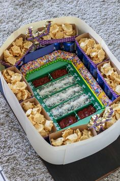 6 Snack Stadiums Worth Cheering For!
