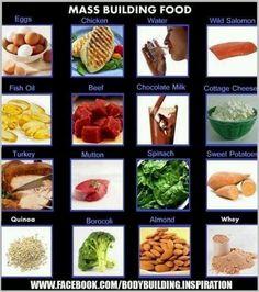 Lean Muscle Food