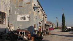 Shack Up Inn clarksdale ms. What an awesome place. Would love to go back one day!