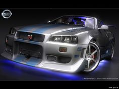 My First GTR Love Lt3 Paul Walkers In 2 Fast Furious
