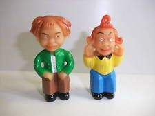 DDR Spielzeug Puppe Figur Max und Moritz neu unbespielt