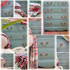 Painting furniture........
