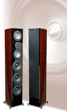 RBH Sound R55Ti Tower Speakers
