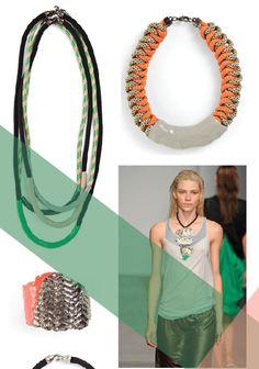 plastic coated jewelry