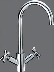 Firenze I - Chrome Finish Modern Bathroom Faucet