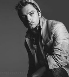 Seb | TAKE THAT HAT OFF YOUR FABULOUS HAIR RIGHT NOW. || NO KEEP IT ON. IT LOOKS FABULOUS ON YOU.
