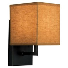 This wall sconce would make the perfect before bed reading light. #DreamBuilders