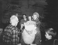 Marilyn Monroe, Christmas 1947