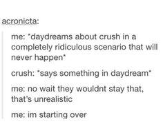 Me asf tbh #Maladaptive daydreamer
