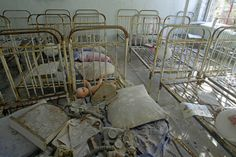 Pripyat Now | ... Chernobyl: the words worst nuclear accident in photos then and now